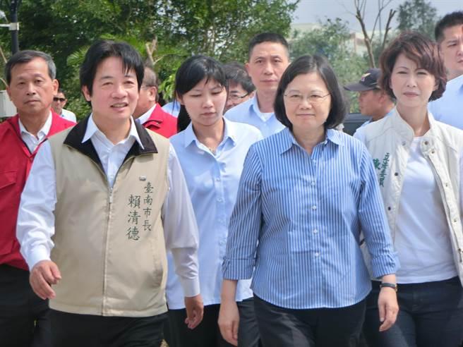 蔡英文邀政党领袖坐下来谈 郁慕明:大家听得下去吗?