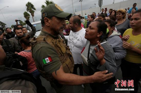 墨西哥一监狱发生骚乱 已造成13人死亡多人受伤