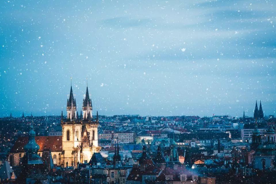 为什么你一定要去冬天的布拉格?