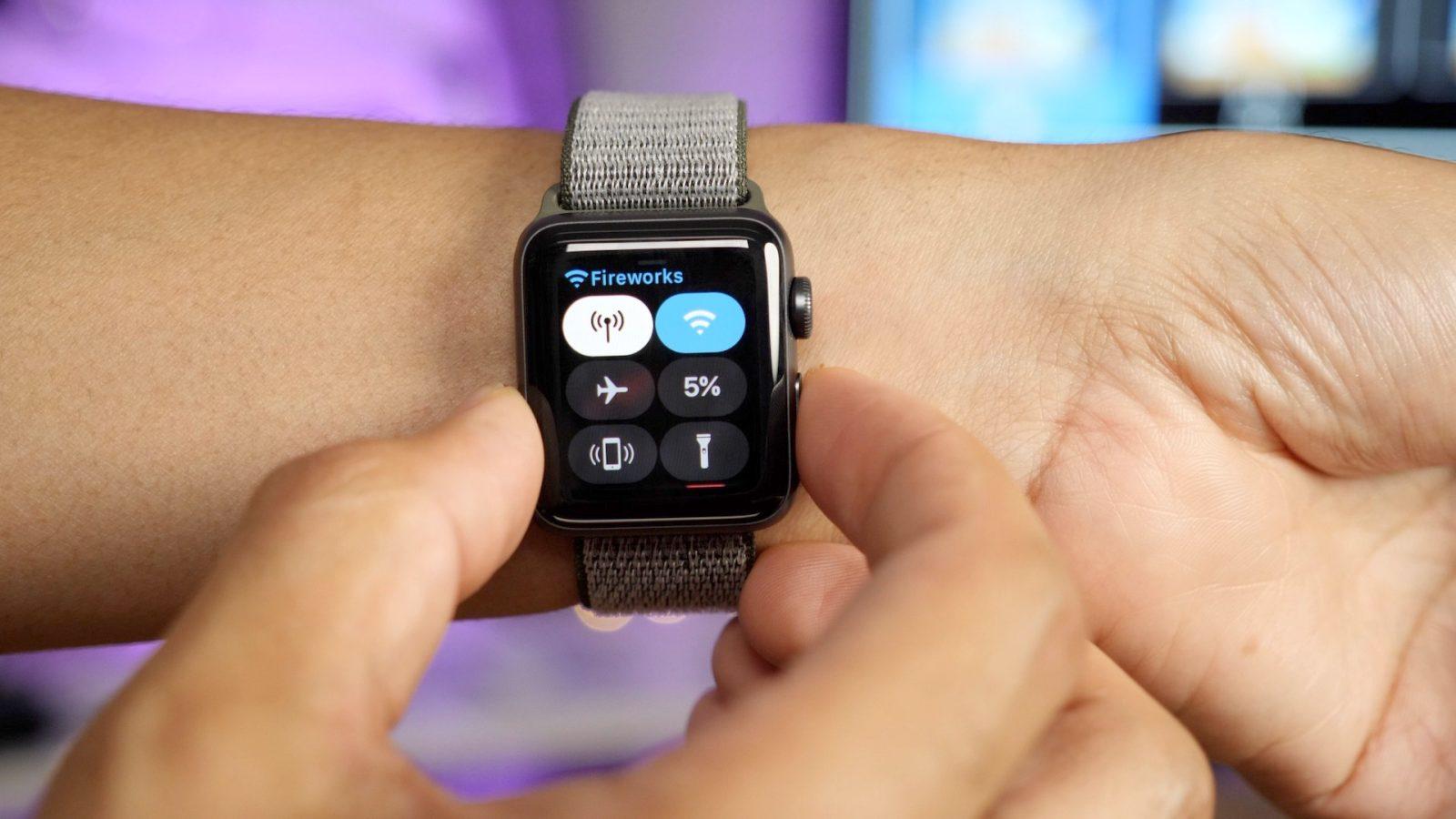 watchOS 4.1 beta 2更新带来什么新功能?