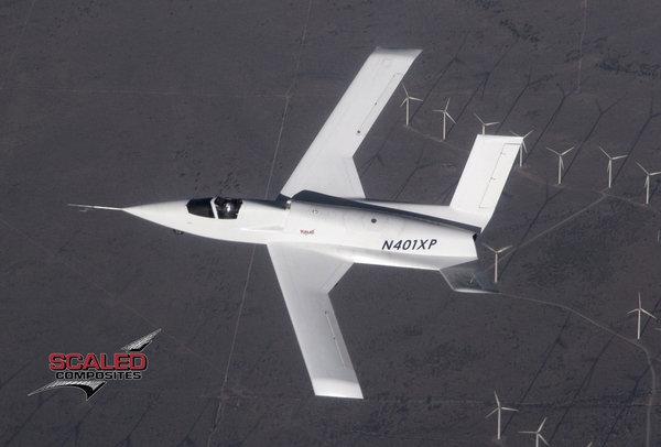 美又曝光一款隐形飞机 最终目标或是新型轰炸机