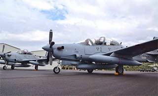 美国买巴西战机送给这个中东国家