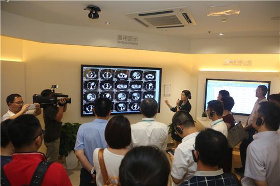 海信医疗与一脉阳光首次战略合作,打造国内领先数字影像中心