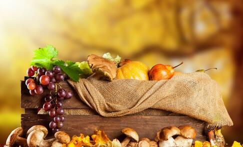 吃出来的苗条身材 秋季减脂饮食指南