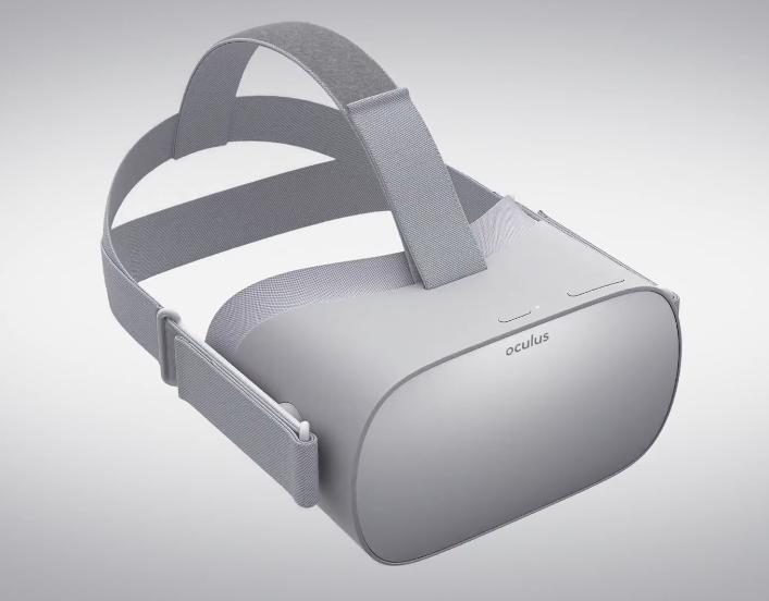 科技雷不撕:脸书将推新VR头盔Oculus Go 售价近200美元