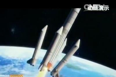 我国长征火箭已发射252次 送344个航天器入轨