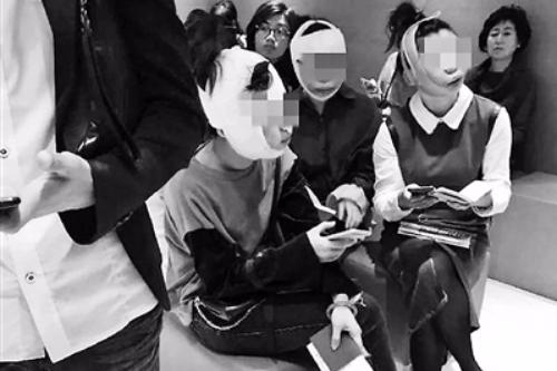 三女子赴韩整容后面目改变无法出境?真相在这里