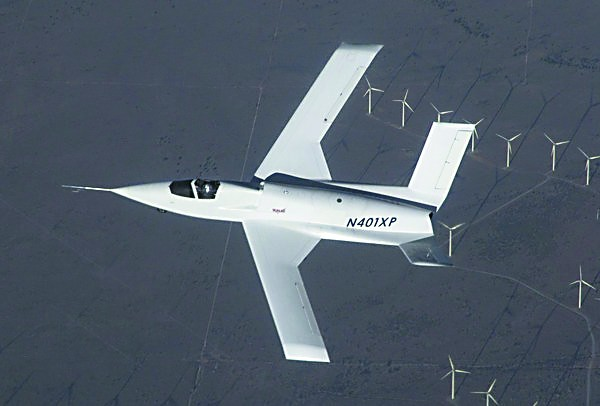 美神秘飞机接连曝光 专家:高超声速代表未来