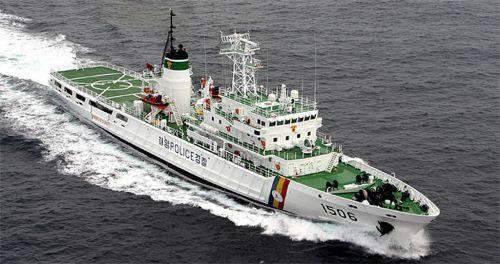 """韩媒:韩海警组""""机动战团""""要""""严打""""中国渔船"""