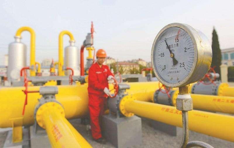 我国天然气消费市场爆发 非常规天然气生产逐渐发力