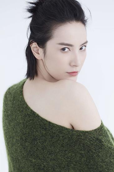 """李媛撩人飒爽 """"眼绎""""初秋性感"""