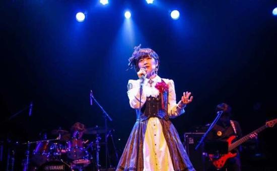 小林未郁首次中国巡演落幕 北京等六站震撼开唱