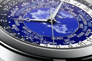 世界时腕表开启你的旅行时间