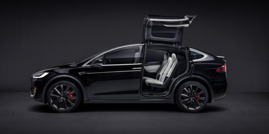 特斯拉召回1.1万辆Model X SUV 座椅存安全问题