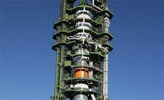 俄火箭发射未来将和空间站对接