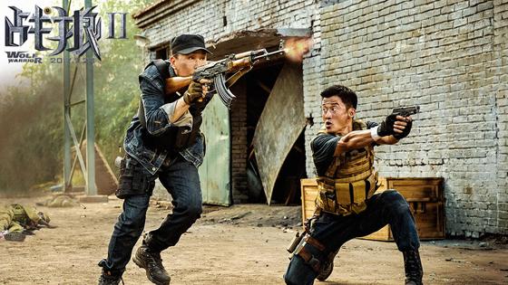 泰媒:《战狼2》泰国首映式开启 网友抱怨一票难求