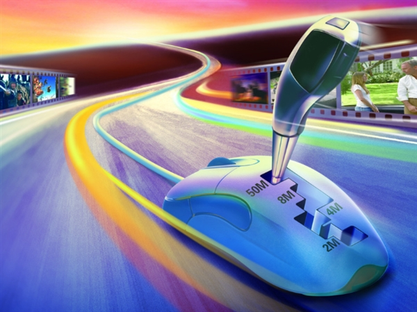 光纤弱爆:有线电视网络速度可飙升至10Gbps