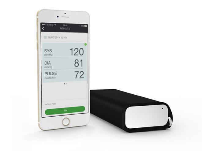 苹果申请智能血压监测专利:Watch会更强