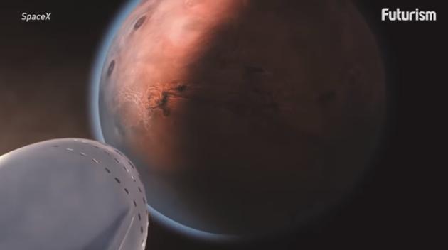 马斯克火星计划能否成功?真正挑战是如何活下去