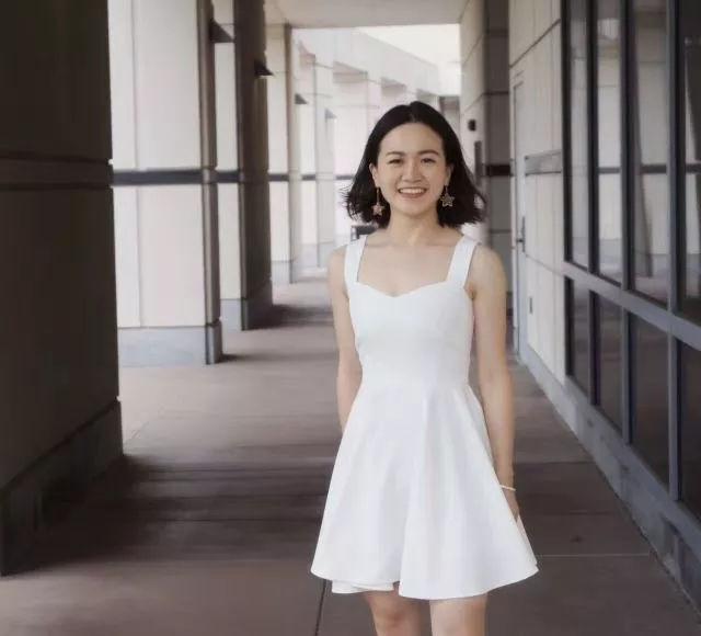 美女学霸16岁上北大 18个月读完美国名校博士