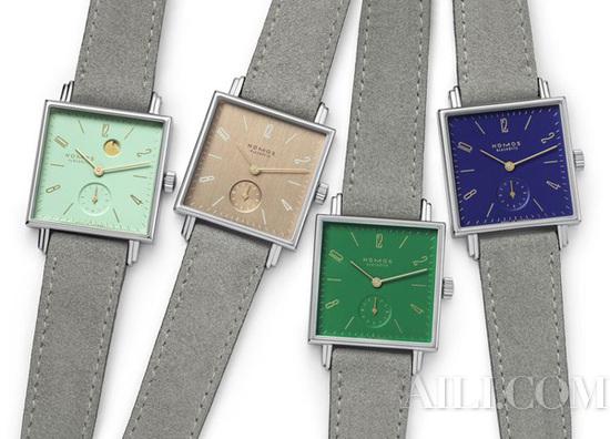 女人最适合什么颜色的手表?