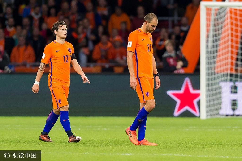 不思悔改的荷兰真的混成了欧洲三流 这队的下一站叫捷克?