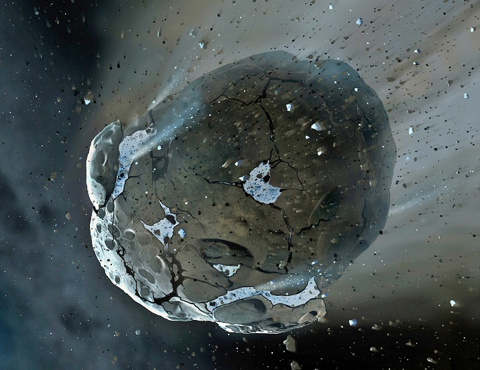 2012 TC4小行星或在不远的将来造成严重破坏