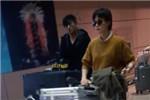 吴奇隆带刘诗诗回台湾 发现偷拍镜头挥手比嘘