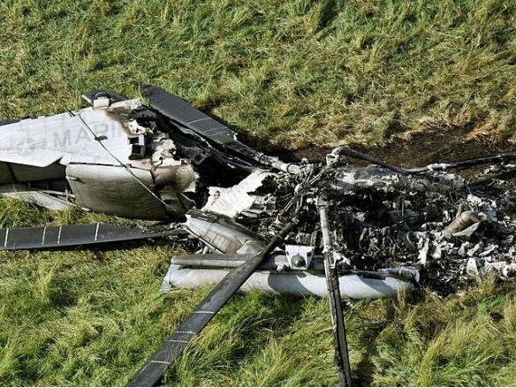 冲绳居民抗议美军直升机事故 疾呼:美军离开!