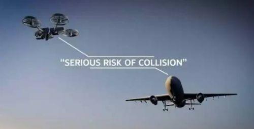 危险!加拿大客机与无人机相撞 幸无人伤亡