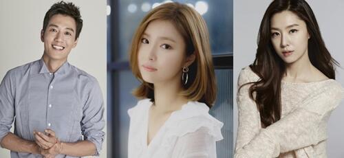 韩演员金来沅申世景将出演KBS新剧《黑骑士》