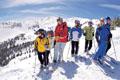 俄罗斯滑雪胜地等你来