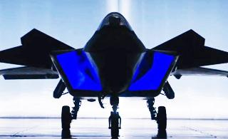 国产航空装备密集亮相 歼20出镜方式太科幻