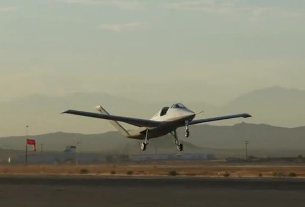 科技雷不撕:全新X-plane升空完成首飞