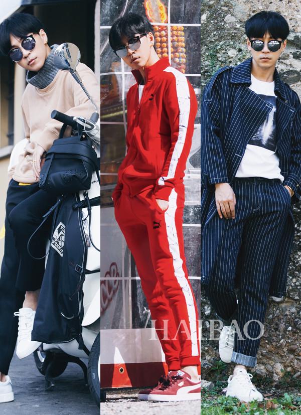 韩火火:所谓时尚又个性的潮男,全都逃不过这四种风格!
