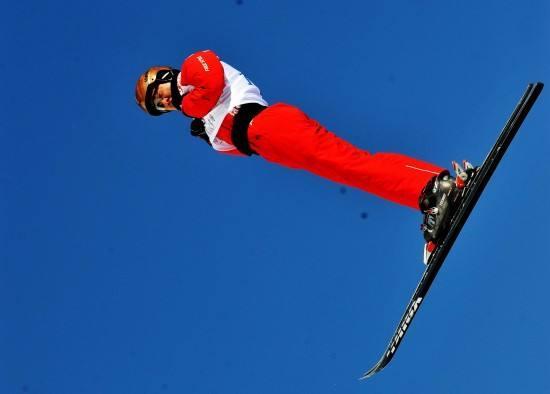 空中技巧国青队跨项组集结训练 备战北京冬奥
