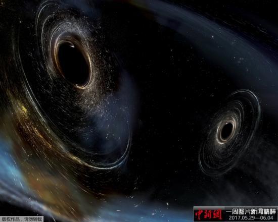 """科学家探测到新型引力波:""""时空涟漪""""知多少?"""