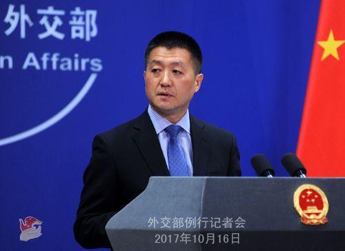 韩美在朝鲜半岛海域启动联合军演 外交部回应