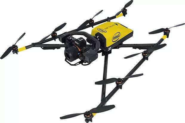 霍尼韦尔推出首款商用无人机巡检服务InView