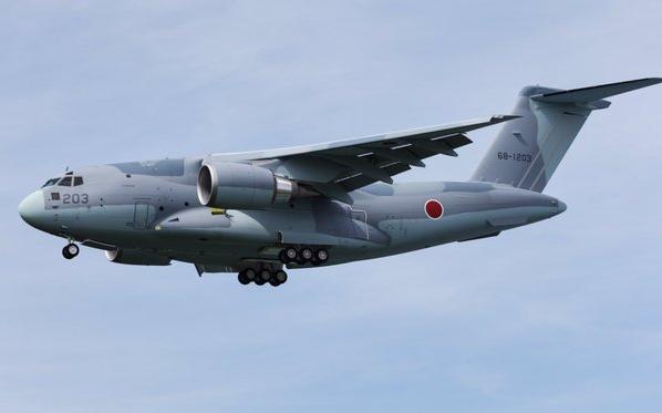 想在军火市场分杯羹?日本将在海外展示C2运输机