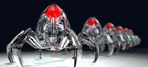 AI 纳米机器植入人体 20年内可望成真