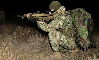 哈萨克斯坦精锐特战部队用什么枪