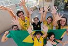 巴西六指家族迎小生命