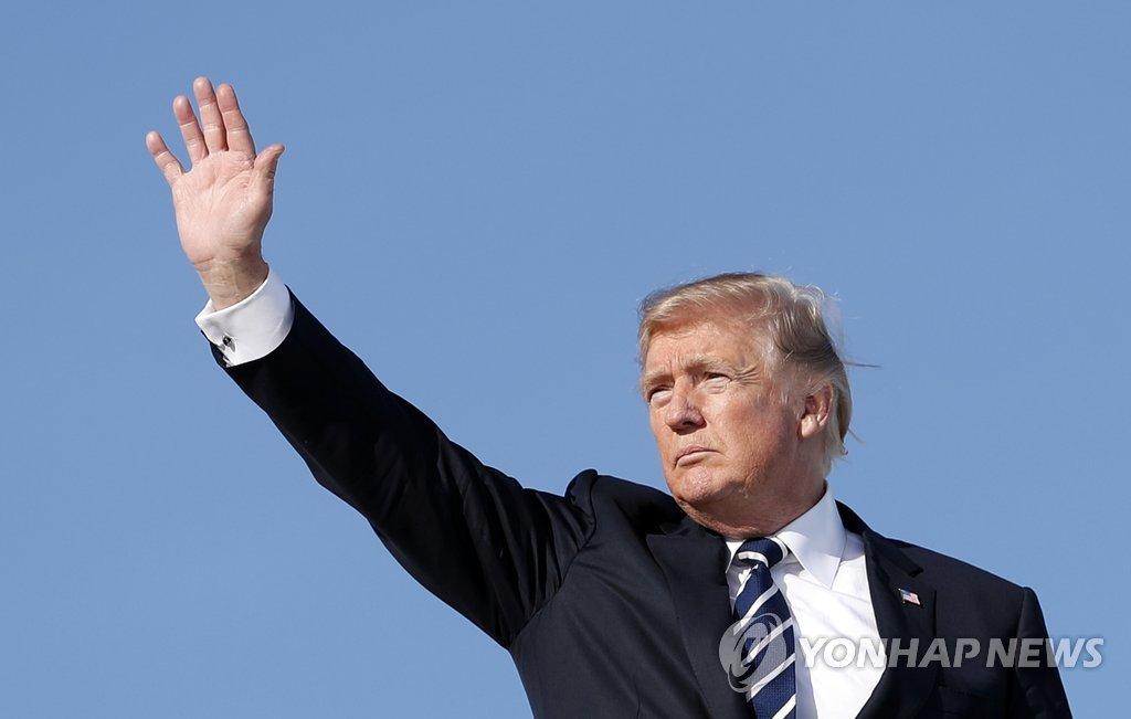 韩媒:特朗普11月7日抵达首尔8日离韩