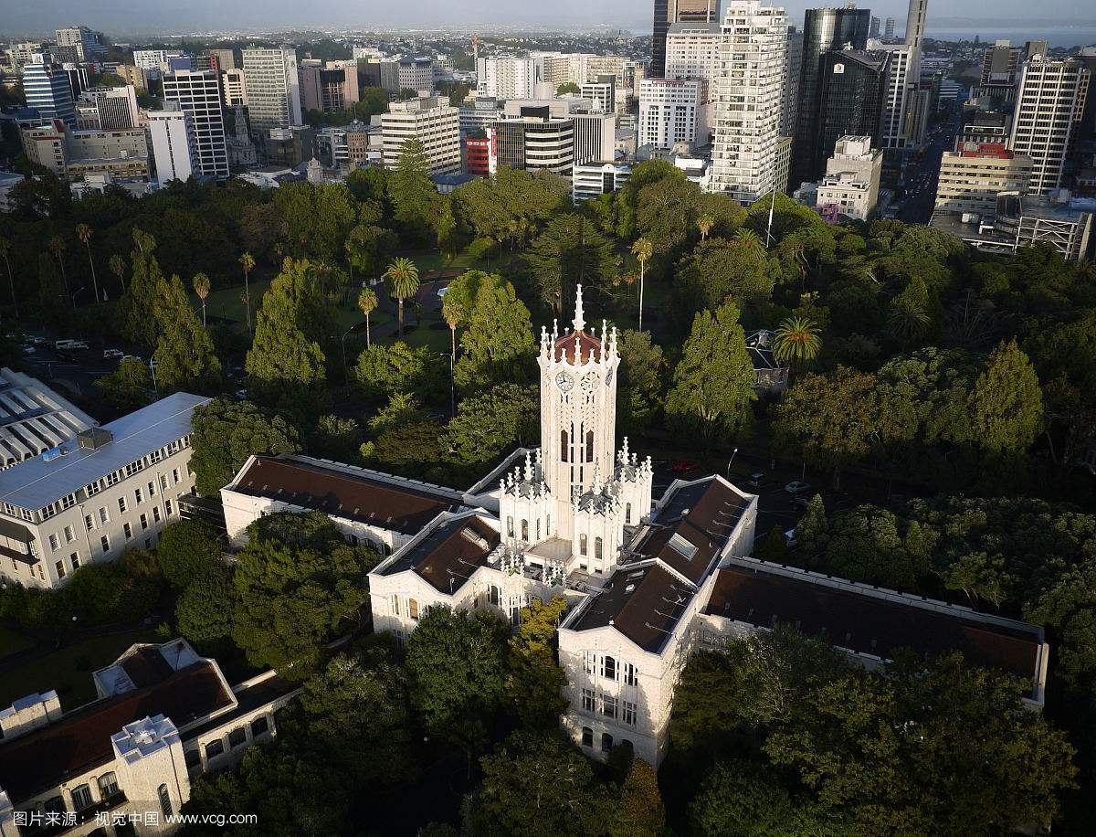 新西兰多所高校涨学费 奥克兰大学留学生学费涨4.1%