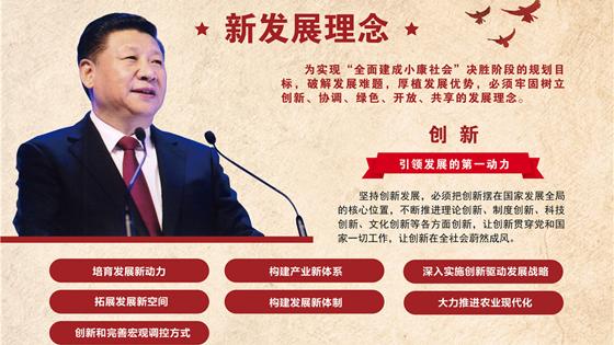外媒:过去五年来中国的发展成就引人瞩目!