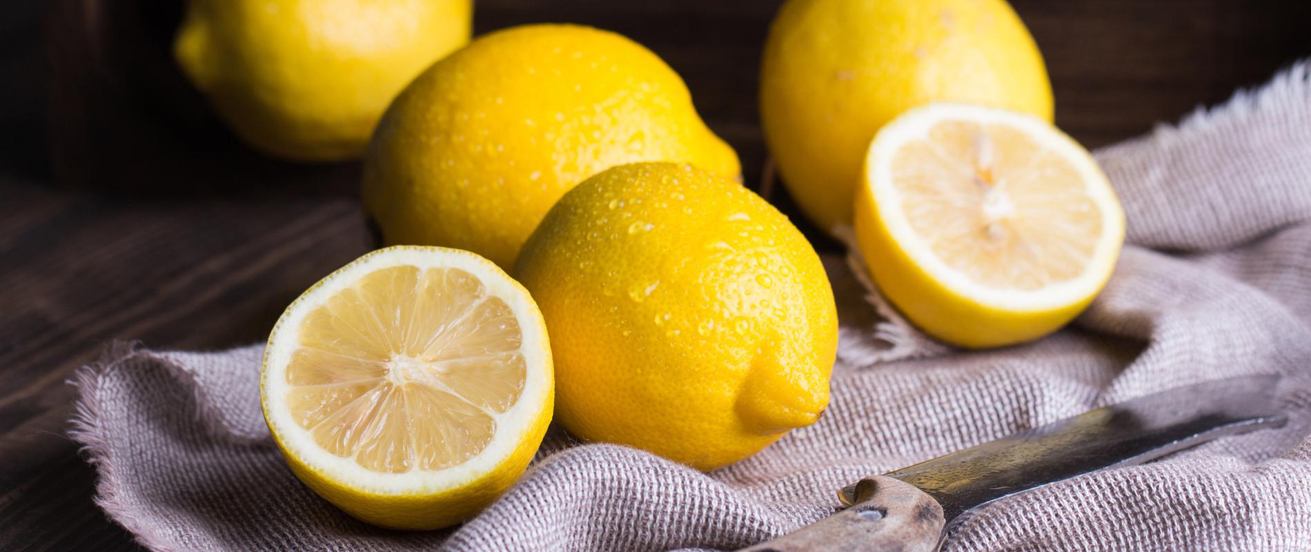 仅靠喝柠檬水就能减肥?法媒揭示柠檬真正功效