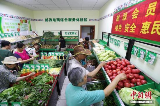 农业部:三季度农产品市场供求关系改善 总体企稳回暖