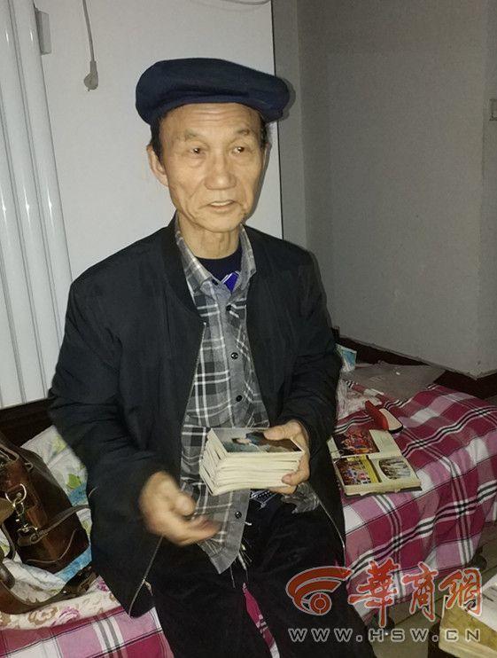 """""""反扒老爹""""抓贼35年 协助抓获疑犯2300多人"""