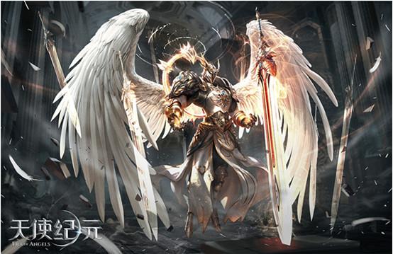 刘亦菲代言游族首款MMO类型手游《天使纪元》即将发行